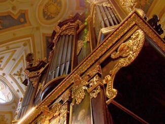 Niederschönenfeld - Prescher-Orgel von 1683