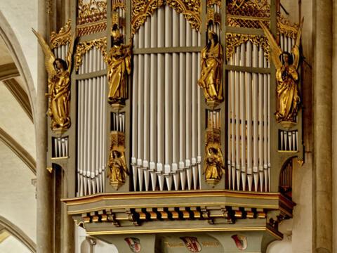 Augsburger Dom Marienorgel - Quelle wikimedia