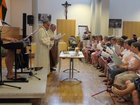 12. Workshop mit Neuen Geistlichen Liedern in Meran