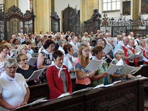 Diözesaner Kirchenchortag am 11. Juli 2020