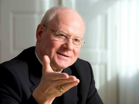 Bischof Dr. Konrad Zdarsa. (Foto: Pressestelle Bistum Augsburg/Bernd Müller)