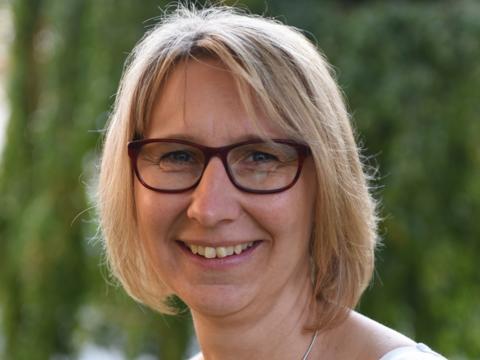 Heidelinde Hentschke (Foto: Daniel Jäckel / pba)