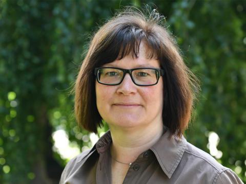 Isolde Schaller (Foto: Daniel Jäckel / pba)