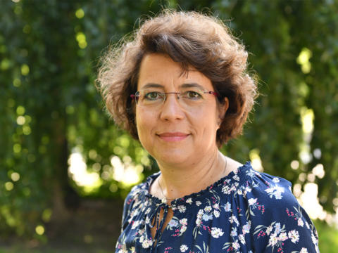 Dagmar Huber-Reißler (Foto: Daniel Jäckel / pba)