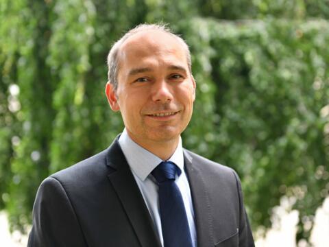 Johannes Kramer (Foto: Daniel Jäckel / pba)