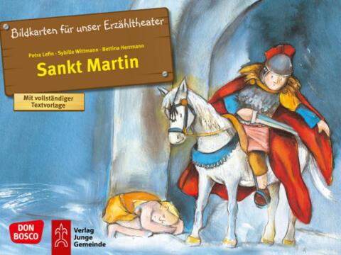 """Methodische Tipps zum Thema """"Sankt Martin mit dem eKami"""""""