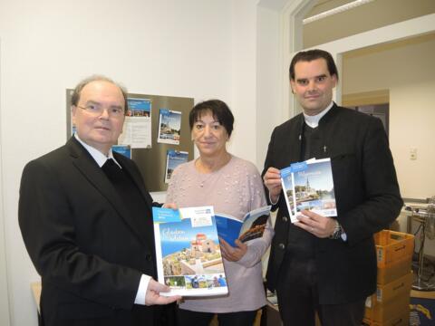 Broschüre für Pilger- und Studienreisen 2019