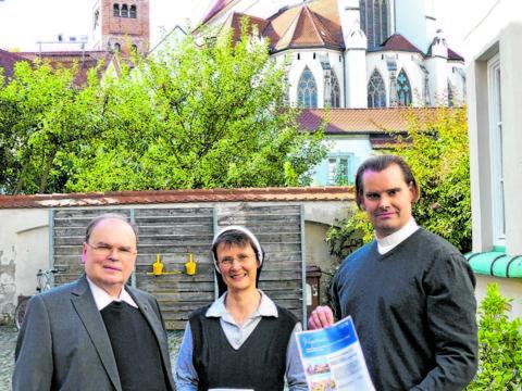 Wirkungsstätten Johannes Pauls II. werden besucht