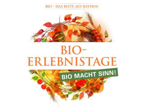 Bio-Erlebnistage gibt es in Bayern schon seit 2001 (Grafik: Bio-Modellregionen)