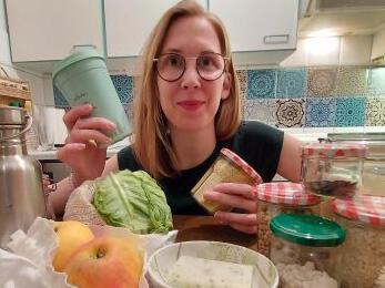 Auch beim Essen können wir etwas fürs Klima tun. (Foto: Radio Augsburg)