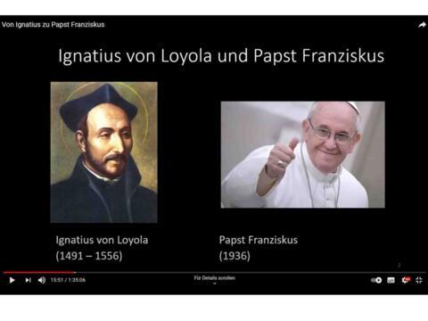 Mit Papst Franziskus die Schöpfung bewahren und für Gerechtigkeit streiten (Grafik: Kath. Akademie Berlin)