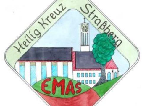 Auch in einem eigenen Logo ist das Projekt der Straßberger gemündet. (Grafik: Pfarrei)