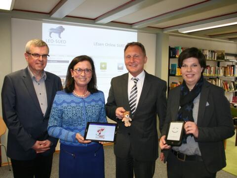 Büchereien in Schongau und Diedorf starten am Welttag des Buches in die Onleihe