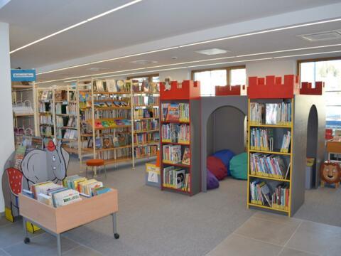 Gemeindebücherei Sulzberg bezieht neue Räume
