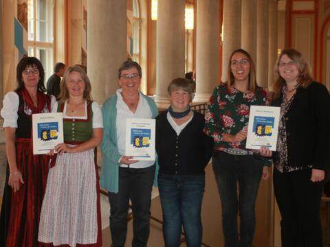"Gütesiegel ""Bibliotheken - Partner der Schulen"""