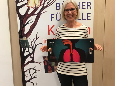 Vorleseseminar mit Christine Kranz von Stiftung Lesen