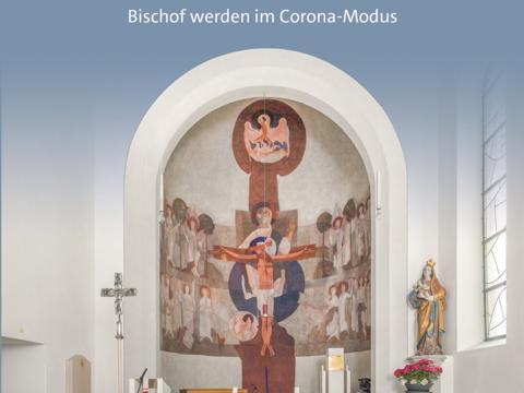 "Bischof Bertram: ""Erzwungene Distanz - gesuchte Nähe"""