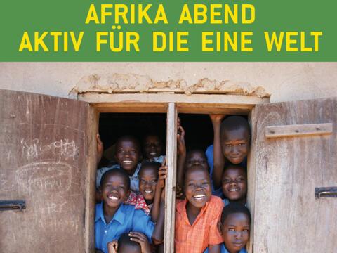 Afrika Abend: Aktiv für die Eine Welt