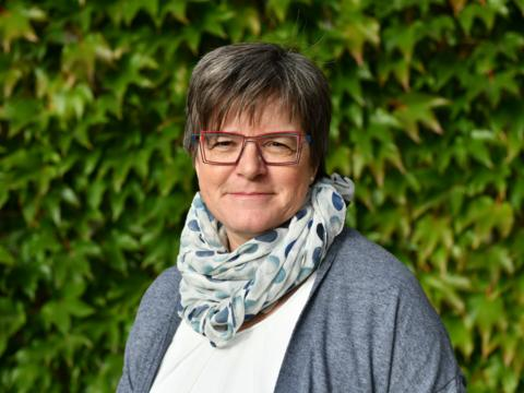 Christiane Kurz (Foto: Daniel Jäckel / pba)