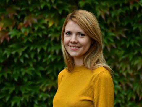 Nelly Weht (Foto: Daniel Jäckel / pba)