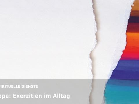 """Einführungstag Exerzitien im Alltag """"Du in allem"""""""