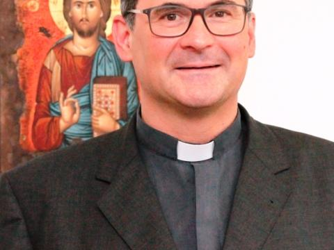 Diözesan-Caritasdirektor Domkapitular Dr. Andreas Magg (Foto: Caritas/Bernhard Gattner).
