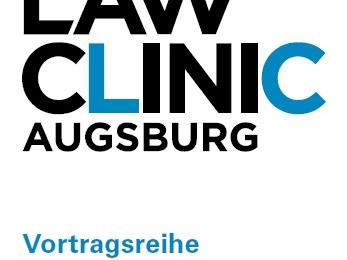 """Vortragsreihe an der Universität Augsburg zum Thema """"Flucht und Asyl"""""""