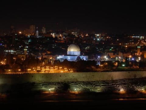 Jerusalem Bild: Horst Schaub_pfarrbriefservice