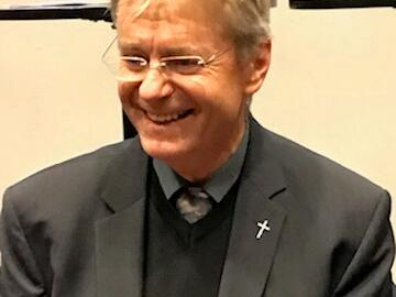 """Prof. Dr. Franz Sedlmeier: """"Psalm 22 lässt uns verstehen: wo die Wunde am ärgsten schmerzt, wohnt auch die Heilung!"""""""