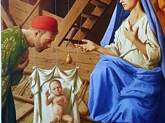 Michael Triegel-Baunacher Altar Bild:privat