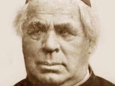 Pfarrer Sebastian Kneipp (1821-1897). Bild: Kur- und Tourismusbetrieb Bad Wörishofen
