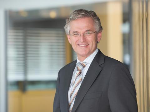 Dr. Peter Frey, ZDF-Chefredakteur in Mainz