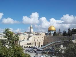 Pilgerreise ins Heilige Land vom 4. bis 13. Oktober 2021 - abgesagt