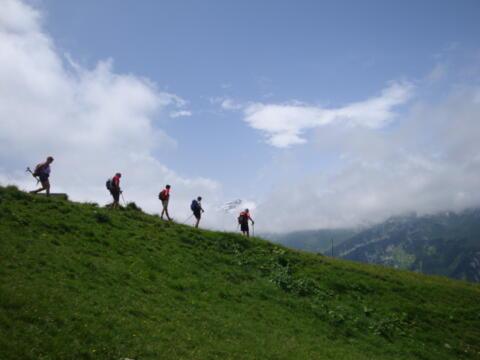Wanderung für Trauernde ...im Gunzesrieder Tal