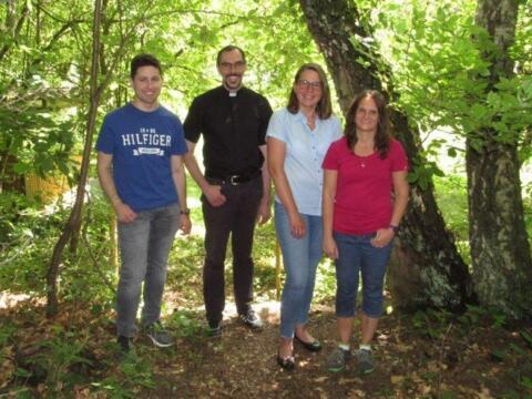 Das Team der Kath. Jugendstelle Schrobenhausen