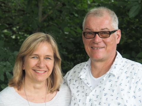 Gudrun und Bernhard Fendt