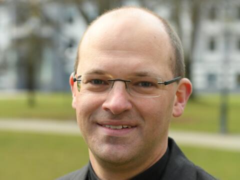 Dr. Florian Markter (Foto: Nicolas Schnall / pba)