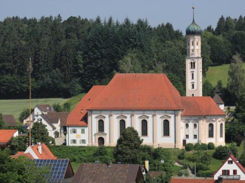 Wallfahrtskirche Violau