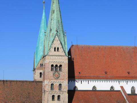 Mariendom zu Augsburg (Foto: pcd)