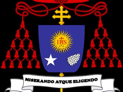 Wappen von Kardinal Bergoglio
