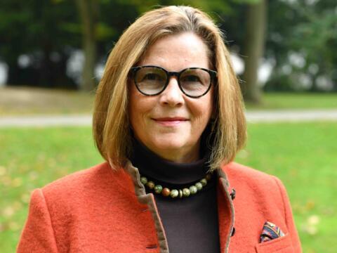 Prof. Dr. Gerda Riedl, Leiterin der Hauptabteilung VI (Foto Nicolas Schnall_ pba)