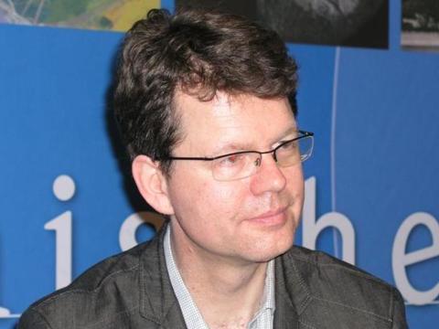 Prof. Dr. Heinrich Leonhardt forscht am Biozentrum der LMU-München