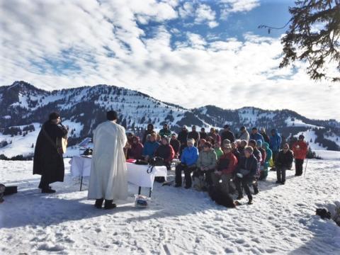 015 Ökum. Berggottesdienst auf dem Imberg