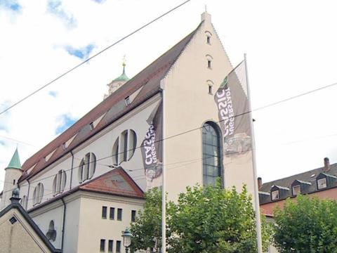 1000 Jahre Moritzkirche - Jubiläumsjahr geht zu Ende