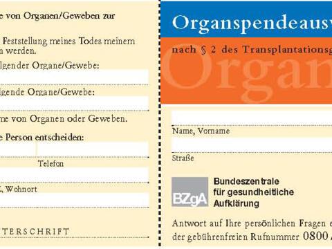 Bild: www.organspende-info.de  In: Pfarrbriefservice.de