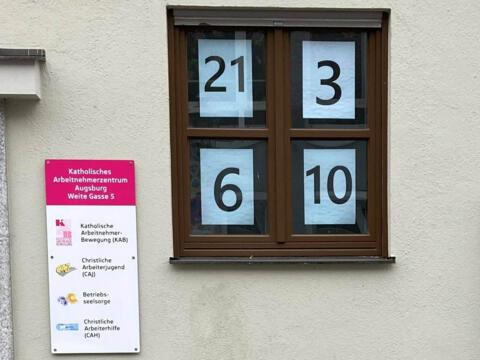 Adventskalender der KAB (Bild: Franziska Schönberger / KAB)