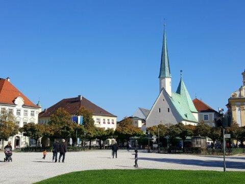 Bild Kapelle Altötting