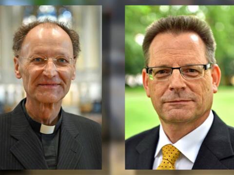 Bischof benennt Generalvikar und Ordinariatskanzler