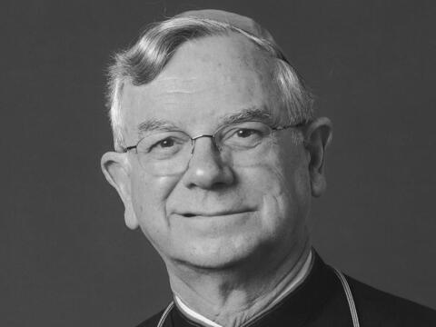 + Bischof em. Viktor Josef Dammertz OSB (1929-2020) (Foto: Helmut Hien)