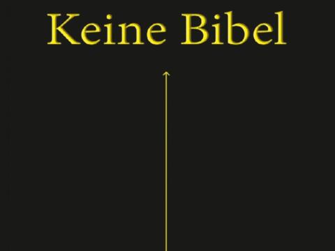 Christian Nürnberger: Keine Bibel. Das Alte und das Neue Testament - mit spannenden Erklärungen (Bild: Thienemann-Esslinger Verlag)